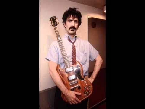 Frank Zappa - He Used To Cut The Grass