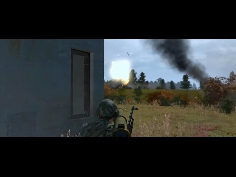 (Epic battle Russian vs Chechen) Large AI custom battles - ArmA 2