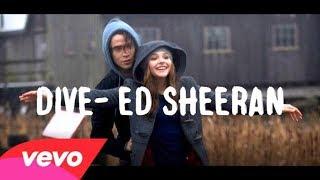Ed Sheeran Dive Official Music Audio