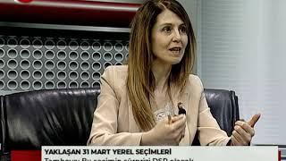 Seçime Doğru | DSP Büyükşehir Bld Bşk Adayı Dilara Tambova