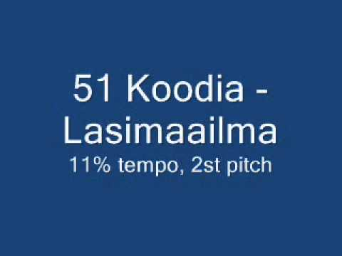 51 Koodia - Lasimaailma