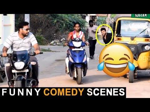 Latest Comedy Scenes Telugu | Telugu Comedy Videos 2018 | Latest Funny Videos 2018 | Tollywood Nagar
