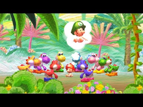 Yoshi's New Island - Full Story Introduction