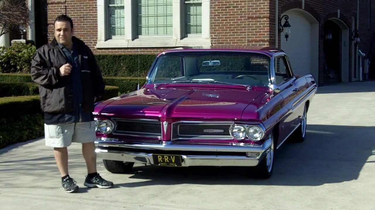 1962 Pontiac Grand Prix Classic Muscle Car For Sale In Mi