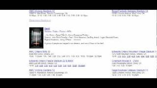 Jackie Fitzgerald Search Tip for finding movie showtimes quickly