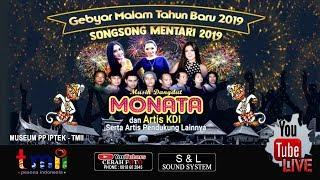 MONATA LIVE TMII GEBYAR MALAM TAHUN BARU 2019