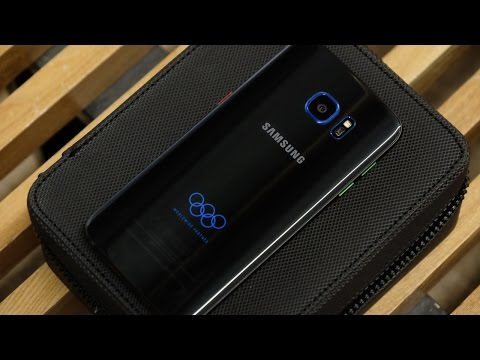 Samsung Galaxy S7 Edge: Olympic Games Edition