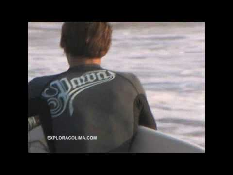 COLIMA  SURF PLAYA  PARAISO COLIMA  MÉXICO