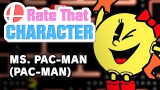 Ms. Pac-Man - Rate That Character