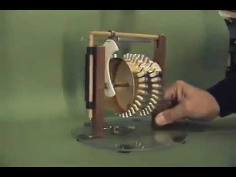 Evolution of Perpetual Motion, WORKING Free Energy Generator.mp4