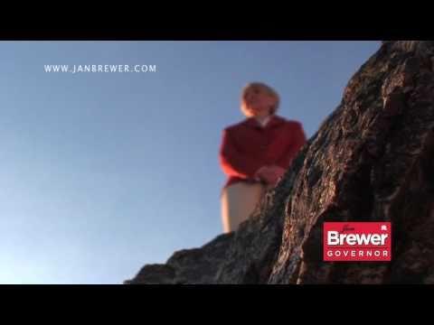 Governor Jan Brewer: Backbone
