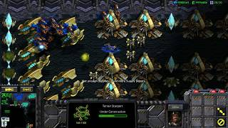 StarCraft 3v3 Infinite Money