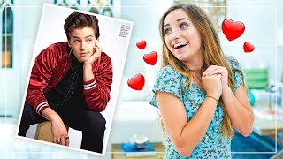 Cole Sprouse RECOGNIZES Brooklyn and Bailey! | Behind the Braids Ep.65