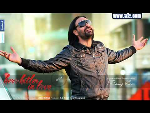 Jatt Marjuga - Babbu Maan - Hero Hitler In Love Songs HQ - YouTube...