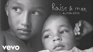 Alicia Keys - Raise A Man Lyrics (Lyric Video)