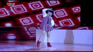 Bước nhảy hoàn vũ nhí - Phần 2 - 01/08/2014