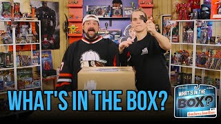 What's in the Box? with Kevin Smith & Jason Mewes! - Episode 17
