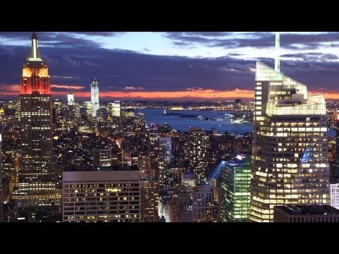 Canon EOS M Video: New York City