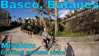 Philippines, Batanes: Trying to Get Around Basco--Old School