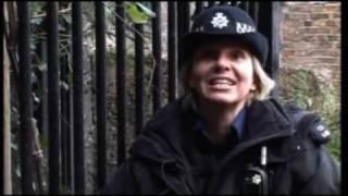 """Police Dog """"Diesel""""  the Cocker Spaniel"""