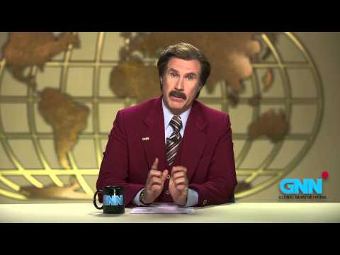 Ron Burgundy has a message for Australians on the day of the 2013 Melbourne Cup. Hang on to your traditions Australia. ANCHORMAN 2: THE LEGEND CONTINUES in c...