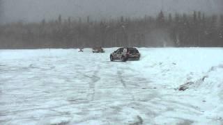 Volvo XC90 V8 drift