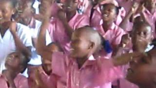 Haiti School Sings Joyfully Hours Before Earthquake