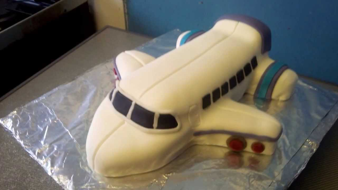 Youtube How To Make An Airplane Cake