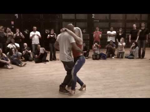 2013 White Girl, Most Sexy  Best Booty Kizomba  Zouk Dance Ever!!! video