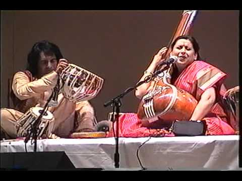Ustad Tari Khan And Arti Anklikar Ji video