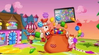 corazones infinitos en CANDY CRUSH