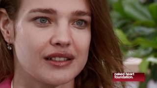 Natalia Vodianova: Naked Heart Foundation Love Ball