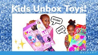 Kids Unboxing Toys| Doctors Toy Supplies| Doctor Checkup| Barbie Doll