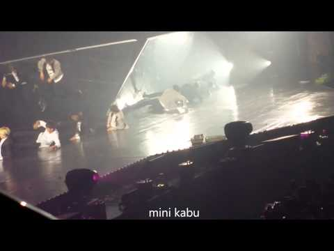 [Fancam] 140913 Exo The Lost Planet in Bangkok - My Lady [ mini kabu]