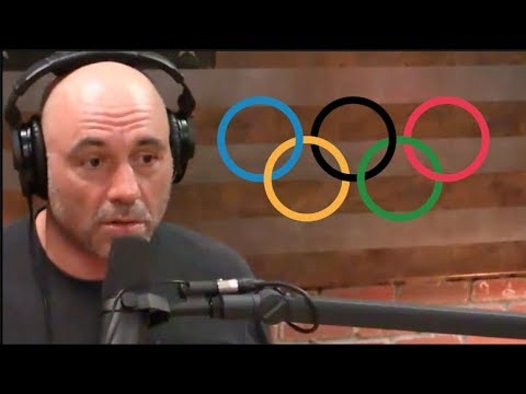 Joe Rogan - The Olympics Are Gross!