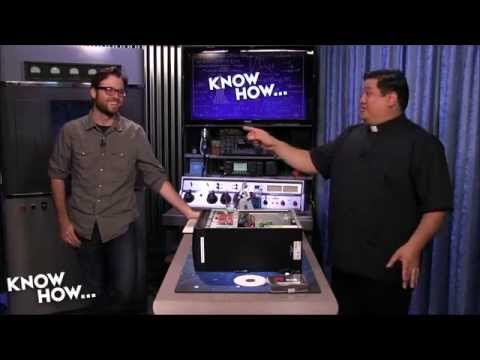 Know How... #97: Tractor Beams and Free NAS Plex Server