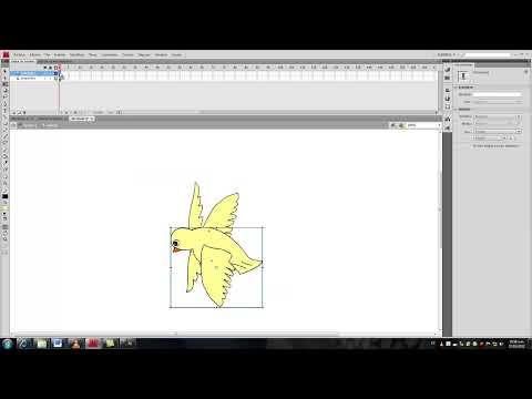 Flash clip de peliculas practica