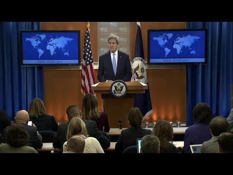 Secretary Kerry's Remarks on World Press Freedom Day