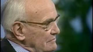 Interview - V .S Pritchett  - Writer - Mavis Nicholson - Thames Television