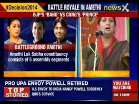 BJP pits local lawyer vs Sonia Gandhi