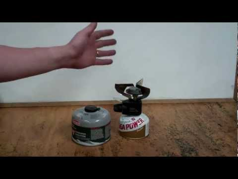 Coleman Peak1 Micro Max Backpacking Stove Review (Backpacking Camping Gear Review )