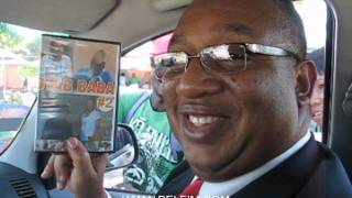 Haiti Bootleggs - Haitian Filmmaker Buying His Own Bootleg Movie