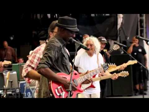 Eric Clapton Guitar Fetival CROSSROADS 2010 one More Last Chane James Burton