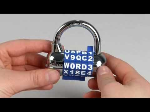 master lock 5401d instructions