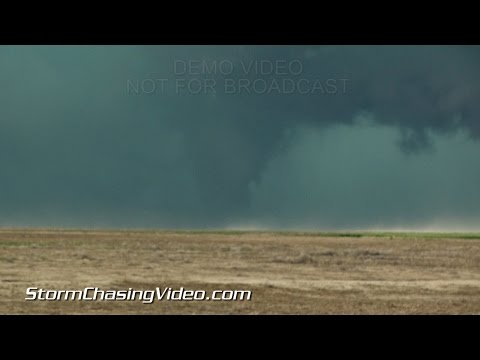 5/24/2015 Lamar, CO Tornado and huge hail