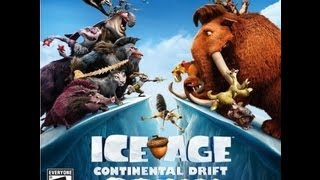 Ice Age: Continental Drift - Ice Age: Continental Drift - Arctic Games Gameplay (PC/HD)