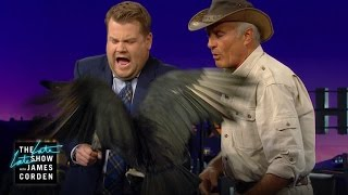 Slow Lorus, Black Vulture & More w/ Jack Hanna, Betty White & Amar'e Stoudemire