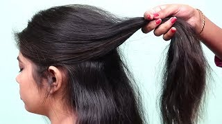 New Hairstyles for Girls | Hairstyle for party/function/wedding | Hair style girl | Playeven fashion