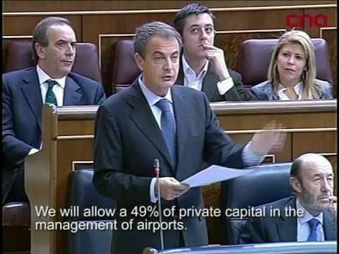 Barcelona airport to be privatised, Spanish government says