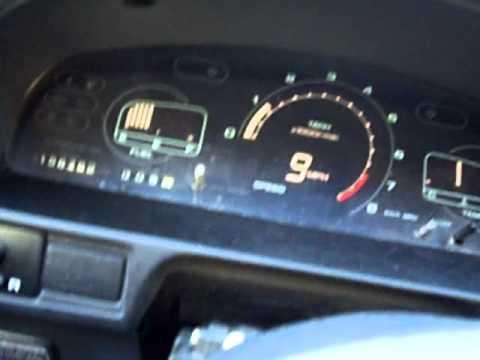 1993 Nissan Nx2000 1993 Nissan nx 1600 Drive